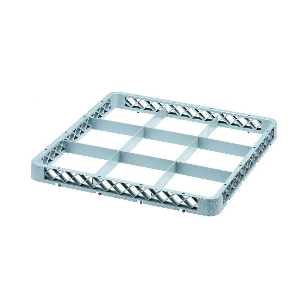 Materiel Chr Pro Rehausse Pour Casier de Lavage 9 Compartiments - Stalgast - Polypropylène