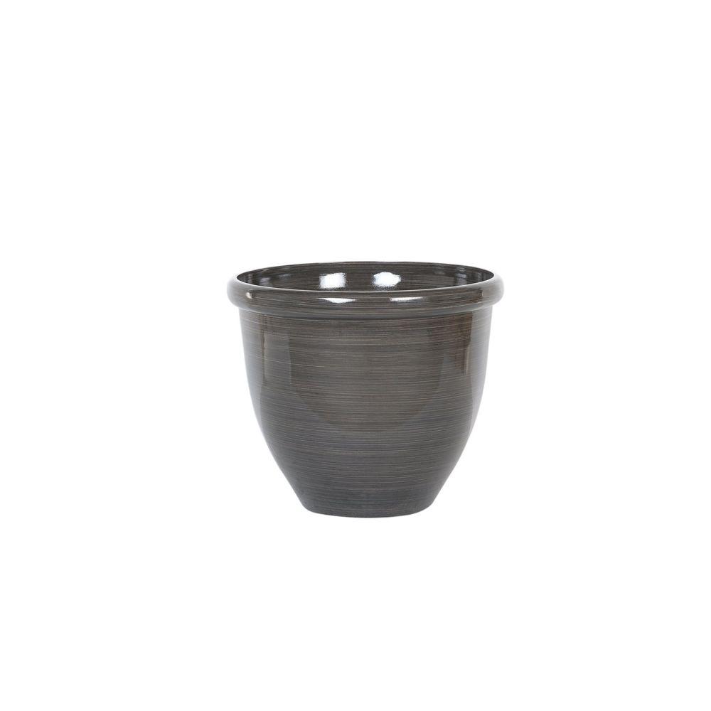 Beliani Cache-pot marron ?49 cm TESALIA