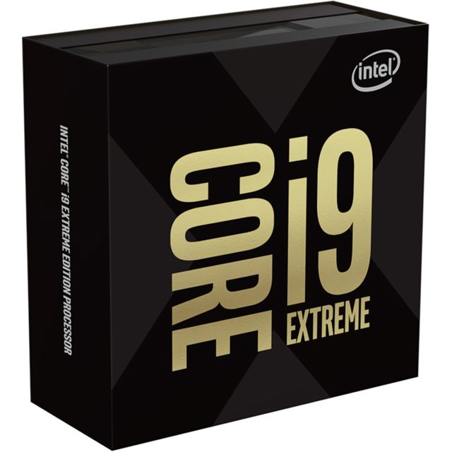 Intel - Core i9 9940X - 3.30/4.40 GHz Intel   - Processeur INTEL