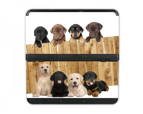 Subsonic - SUBSONIC - COQUE DE PROTECTION DOGS - CUSTOM CASE DOGS - NEW 3DS - Nintendo 3DS