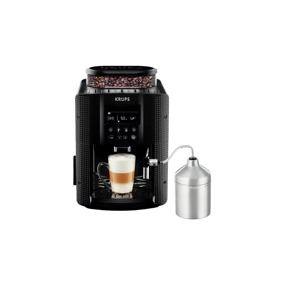Krups Machine à café broyeur Essential EA816031 Noir