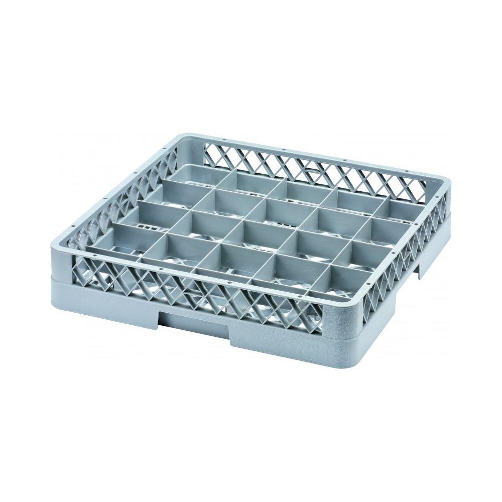 Materiel Chr Pro Casier de Lave-Vaisselle 25 Compartiments sans Rehausse - Stalgast - Polypropylène