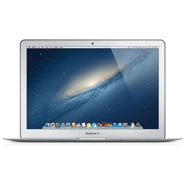 Apple - MacBook Air 11 - MD712F/B - Argent - Macbook reconditionné