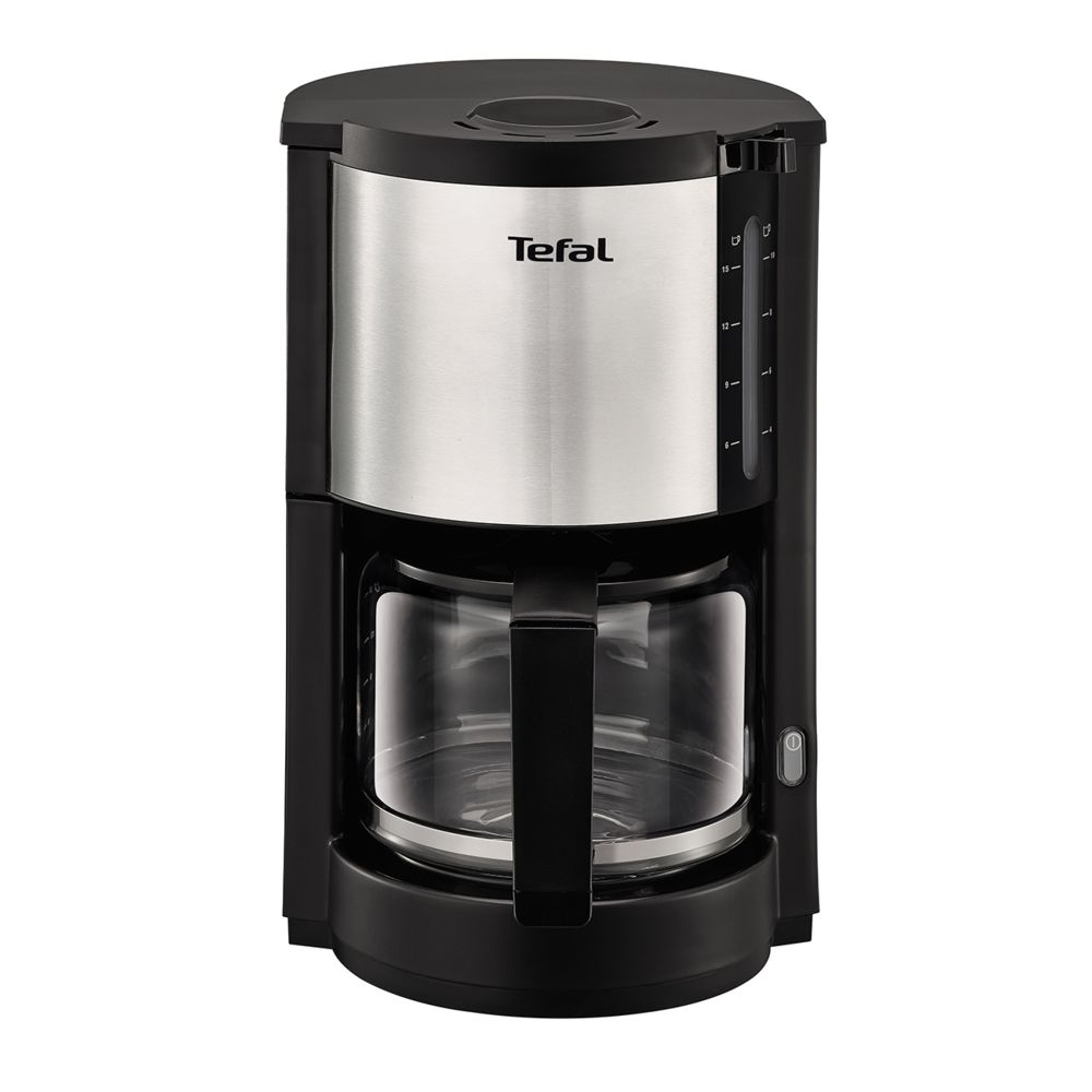 Tefal Cafetière filtre Equinox - CM310811 - Noir/Inox
