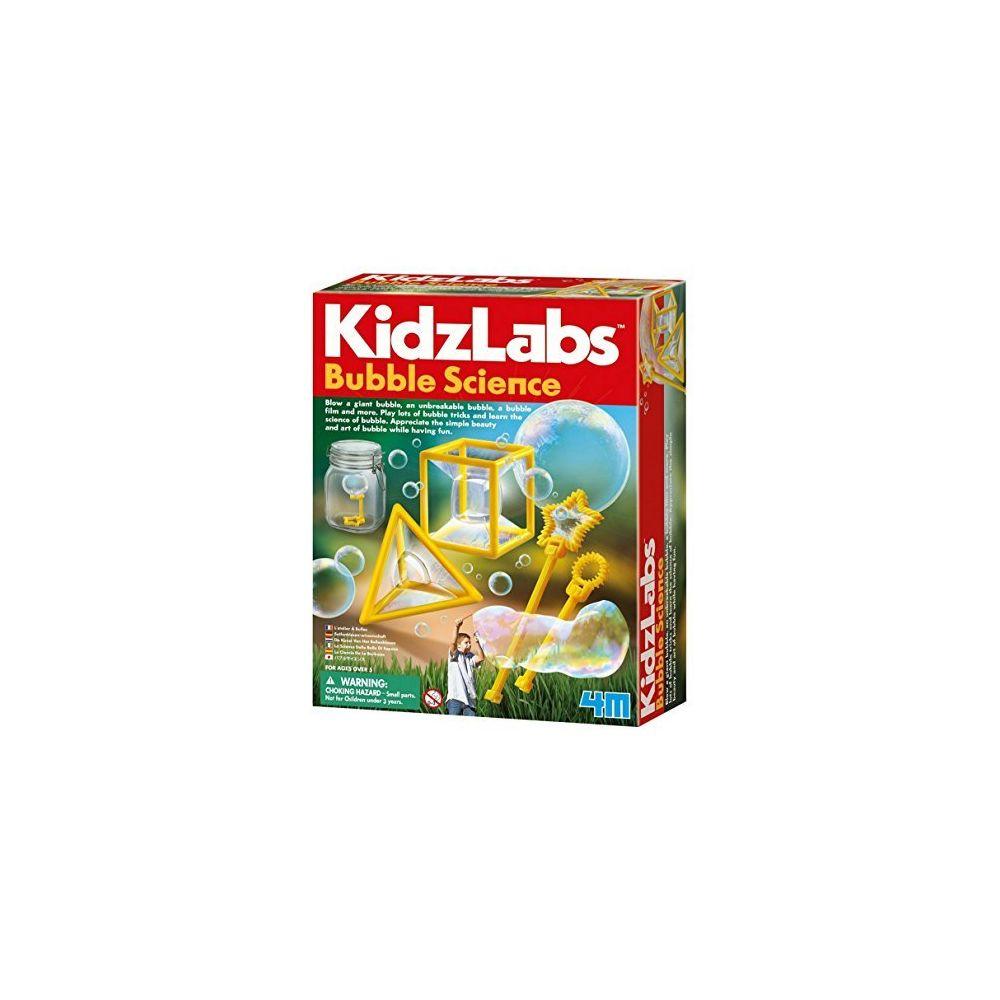 4M 4M Kidz Labs Bubble Science