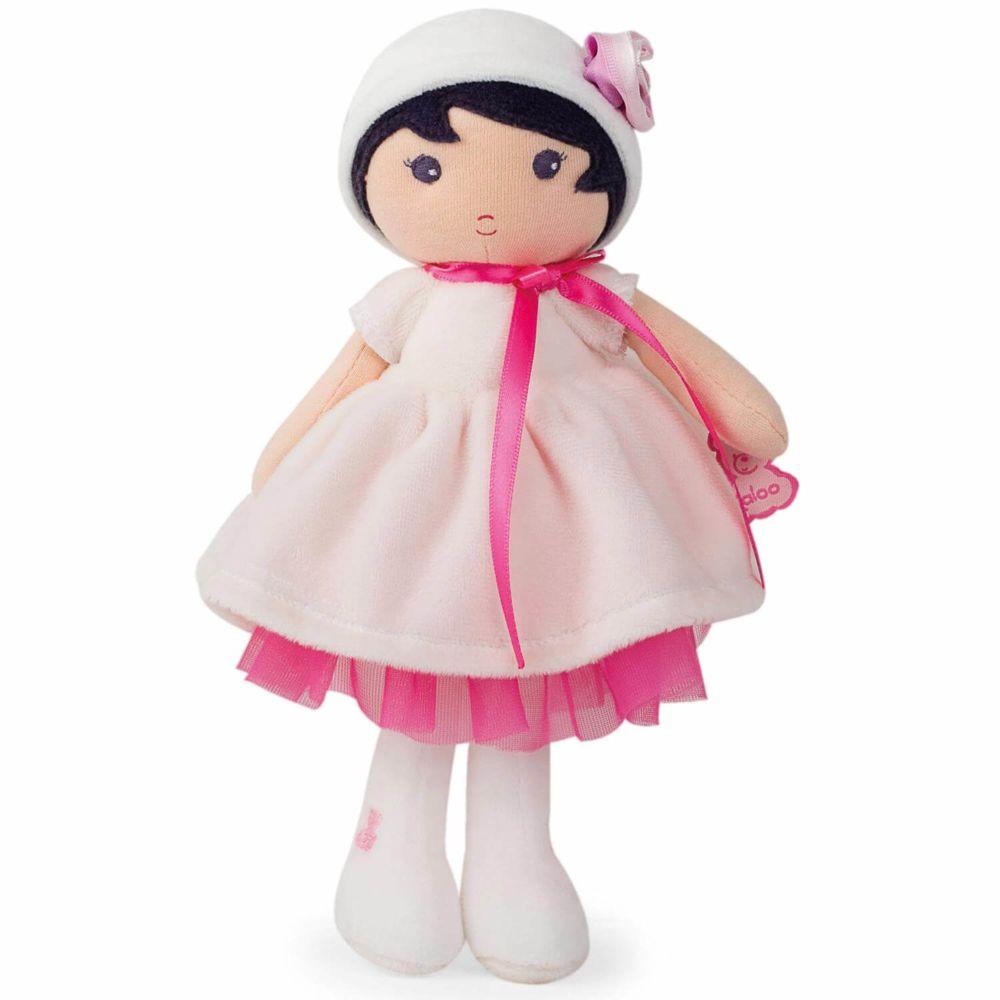 Kaloo Kaloo Tendresse : Ma première poupée en tissu - Perle K - 40 cm