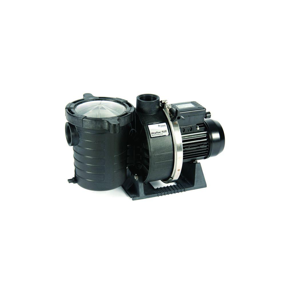 Pentair pentair - pompe à filtration 1 cv, 16m3/h mono - ultraflow 16m