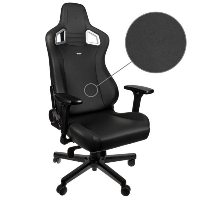 Noblechairs - EPIC - Black Edition - Chaise gamer
