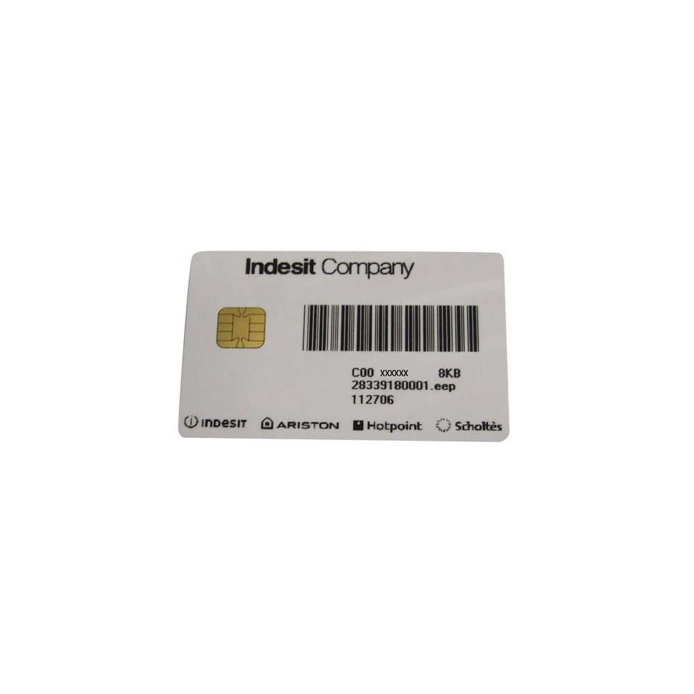 Hotpoint Card Programmation 8k4d Sw286488 reference : C00274845