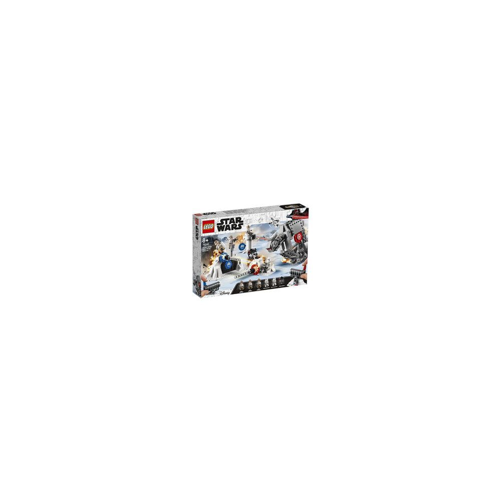Lego 75241-LEGO® Star Wars Action Battle la défense de la base Echo