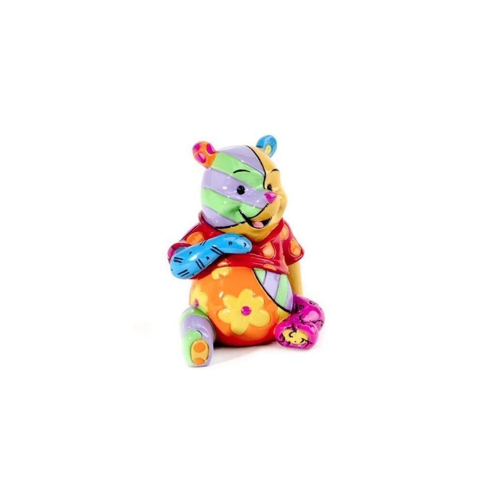 Disney Mini Figurine Winnie l'Ourson - Disney Romero Britto