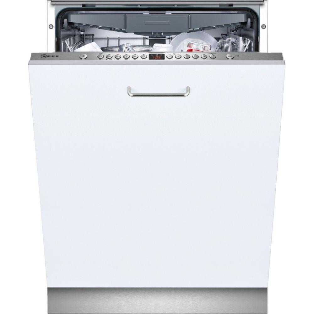 Neff neff - lave-vaisselle 60cm 13 couverts a++ tout intégrable taille haute - s523k60x0e