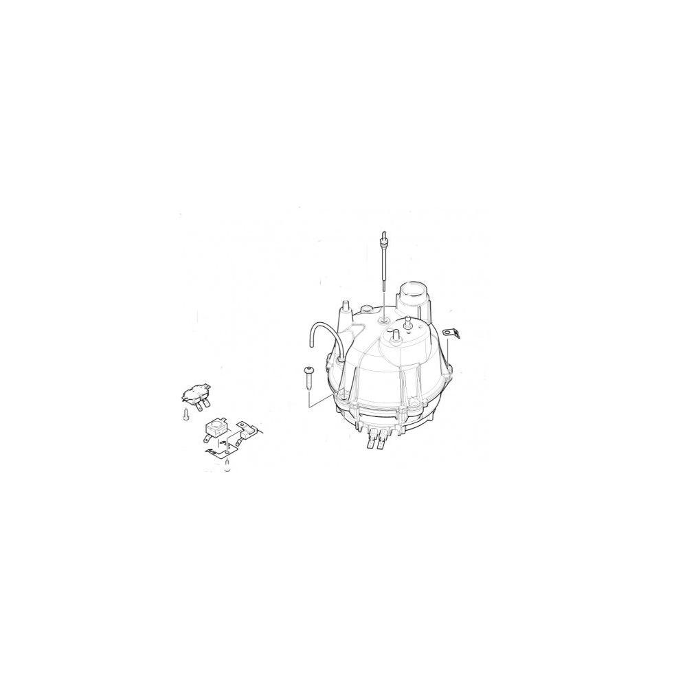 Karcher Karcher - Chaudière complet pièce de rechange SC 2