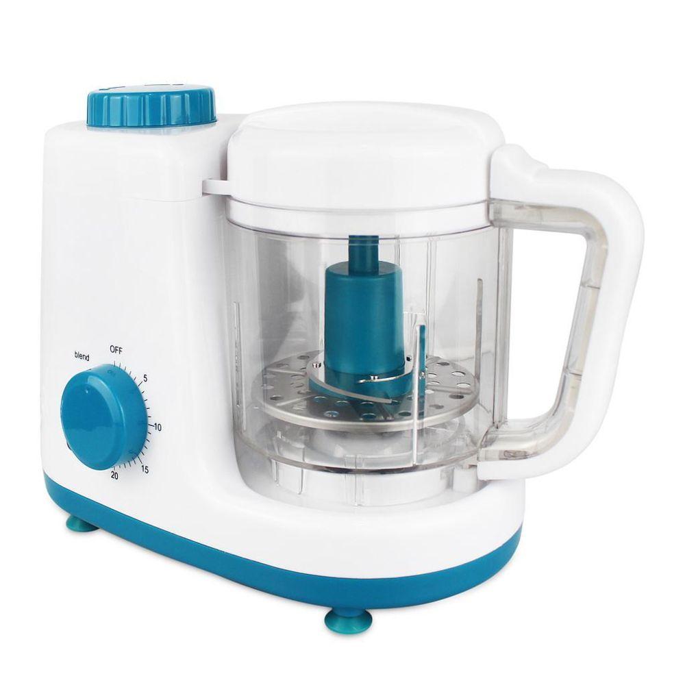 Sotech Robot de Cuisine, Blanc/Bleu
