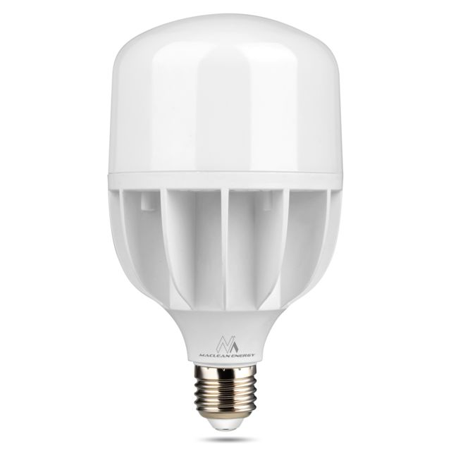 Maclean - Ampoule LED E27, 40W 230V CW blanc froid - ampoule-led-e27-blanc-froid