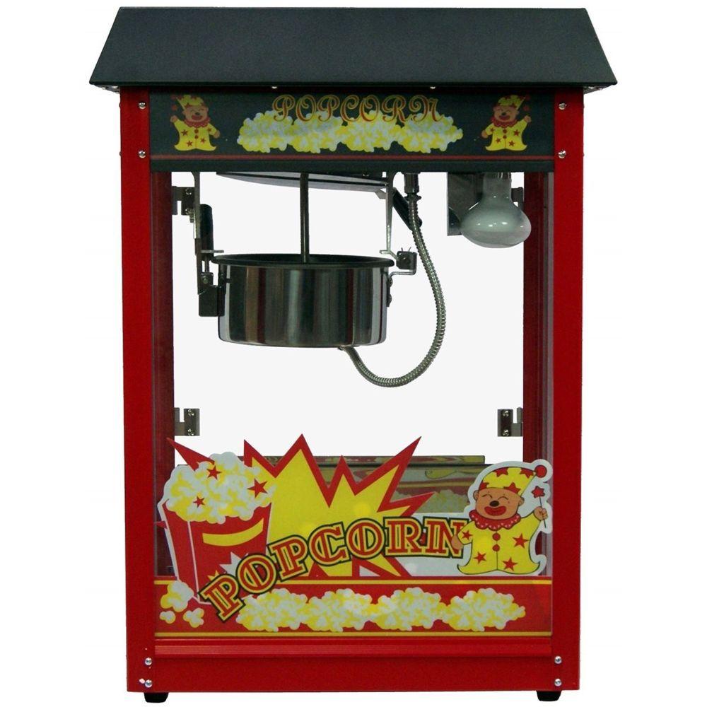 Gt Catering Machine à pop corn professionnelle
