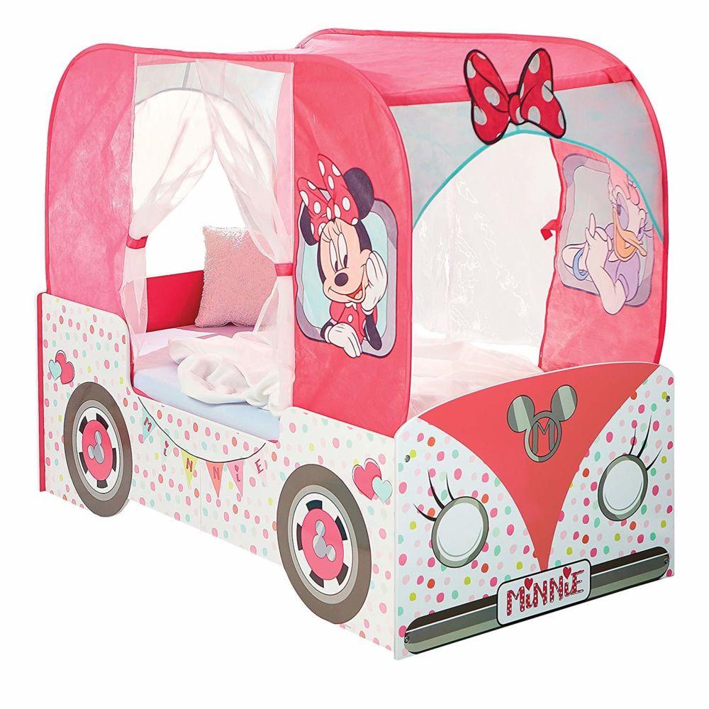 WORLDS APART Lit enfant camping-car de Minnie Mouse Disney