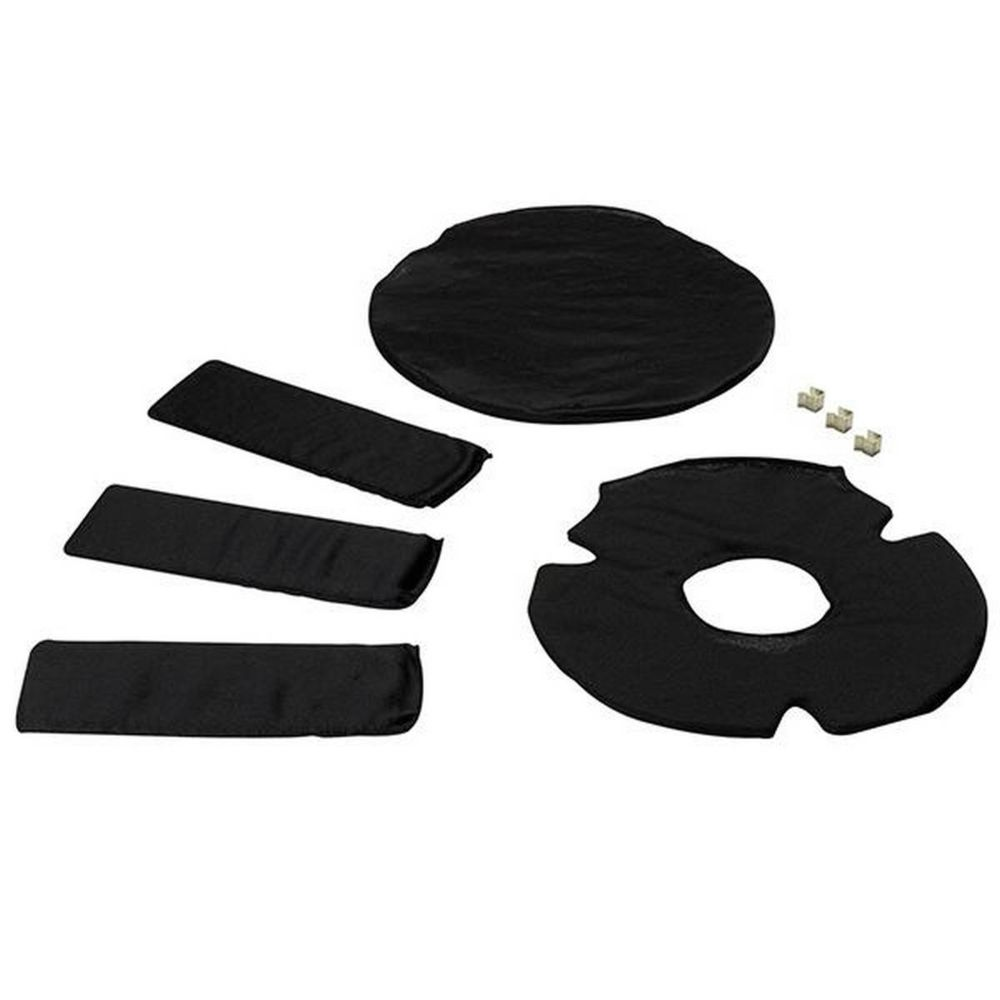 whirlpool Kit filtres charbon AMC982