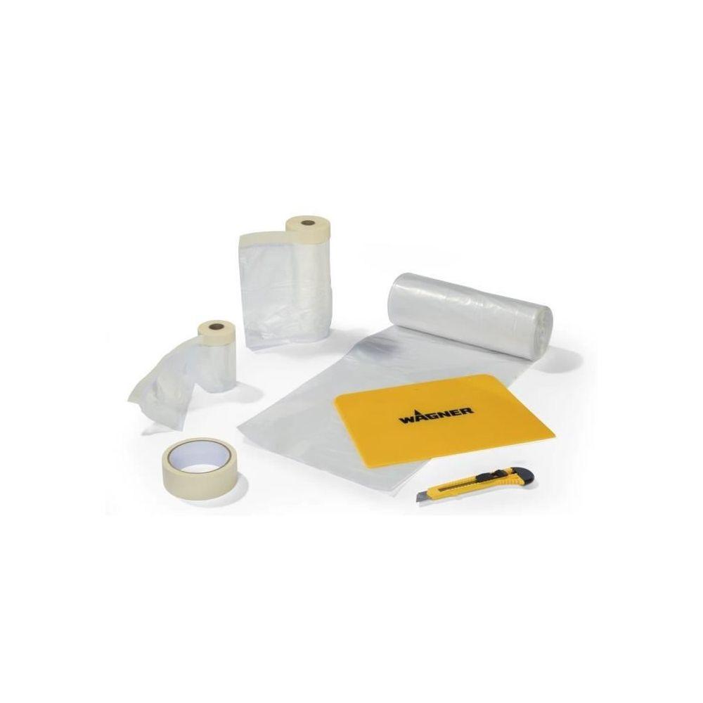 Wagner WAGNER Kit de masquage et protection Premium