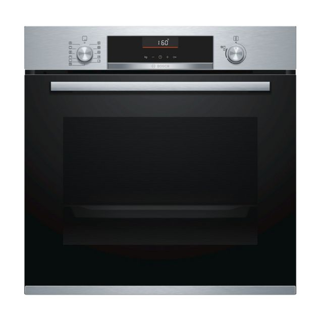 Bosch -bosch - four intégrable multifonction 71l 60cm a ecoclean inox - hba5560s0 Bosch  - Four Catalyse