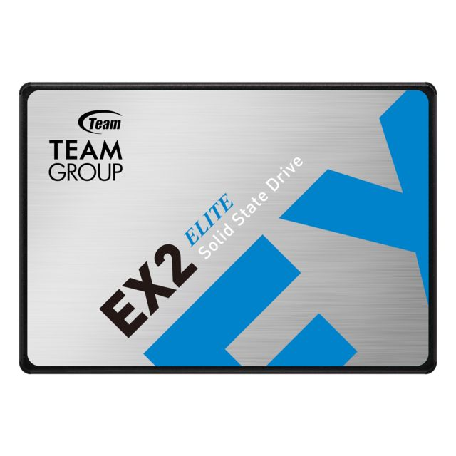 "Team Group - EX2 1 To  - 2.5"""" SATA III 6 Go/s - SSD 2,5'' SATA"