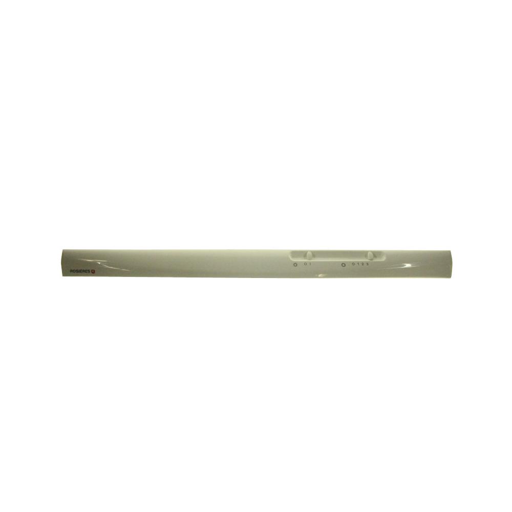 Rosieres TABLEAU DE BORD BLANC + TOUCHES COMMANDE POUR HOTTE ROSIERES - 93953388