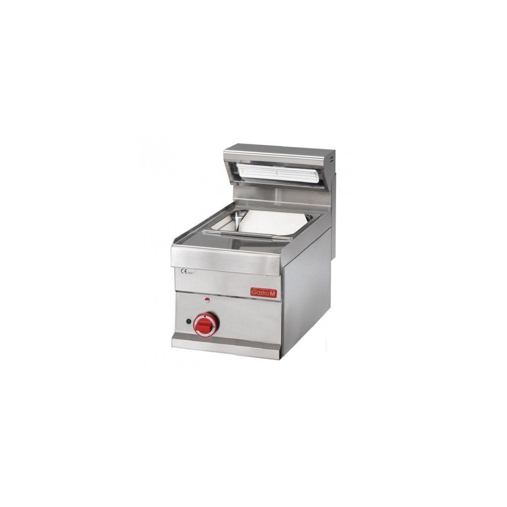 Gastro M Chauffe-frites professionnel électrique - profondeur 15cm - GastroM - 650