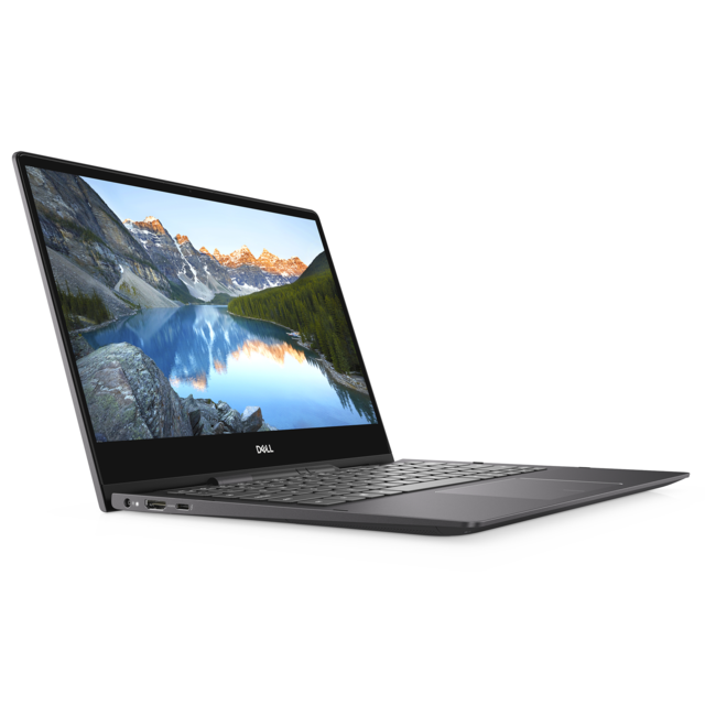 Dell - Inspiron 13 7391 - Hybride 2-en-1 - Noir - Ordinateur portable reconditionné