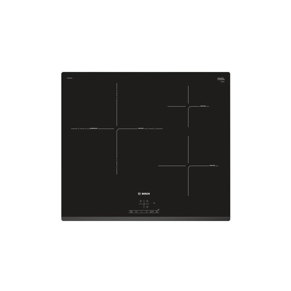 Bosch Plaque à Induction BOSCH PID631BB1E 7400W 60 cm Noir