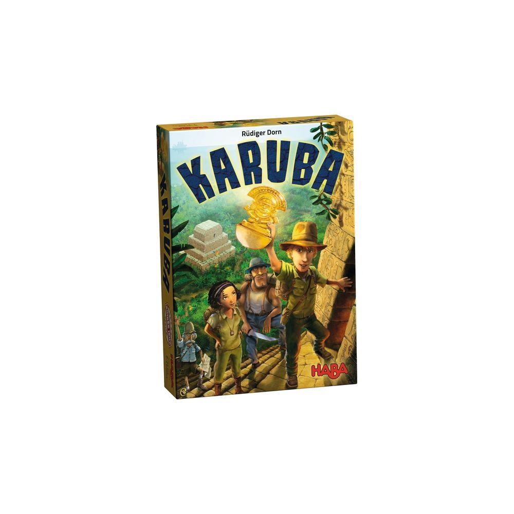 Haba Jeux de société - Karuba