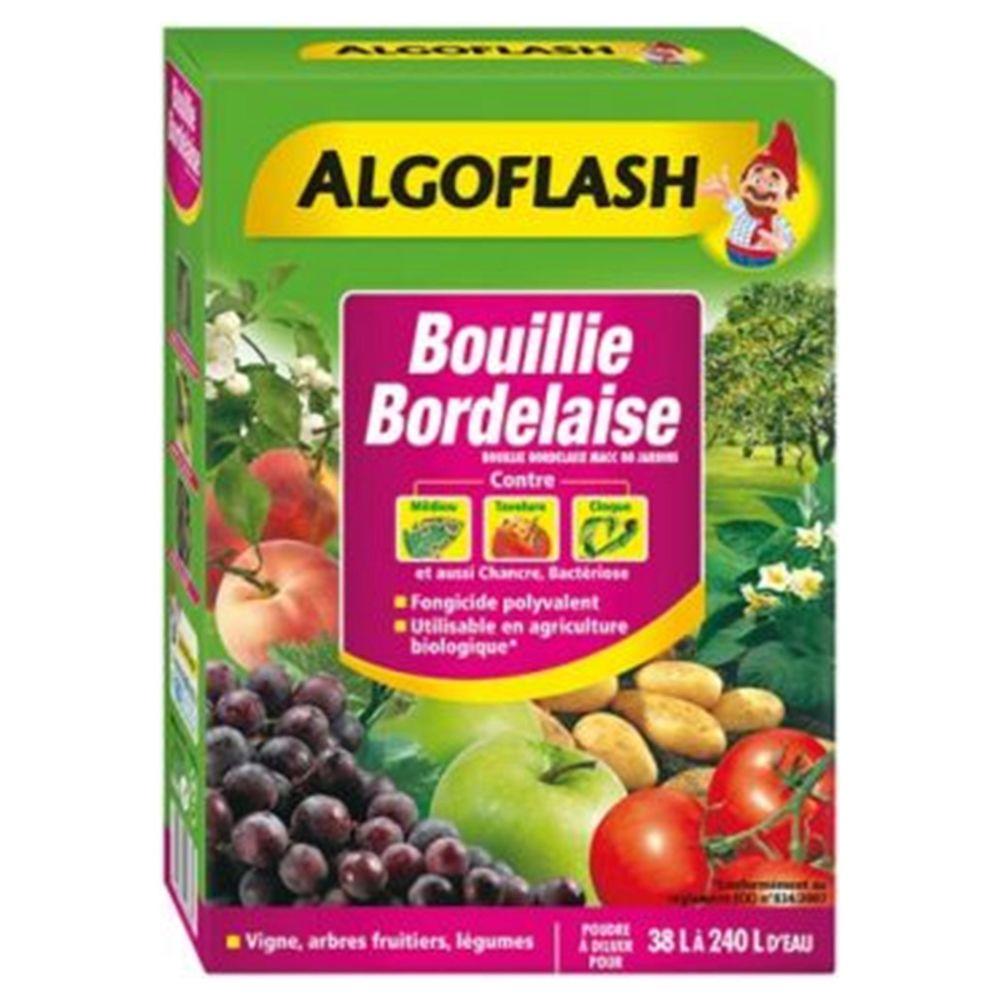 Algoflash Algoflash Fongicide Bouillie Bordelaise Poudre 960g