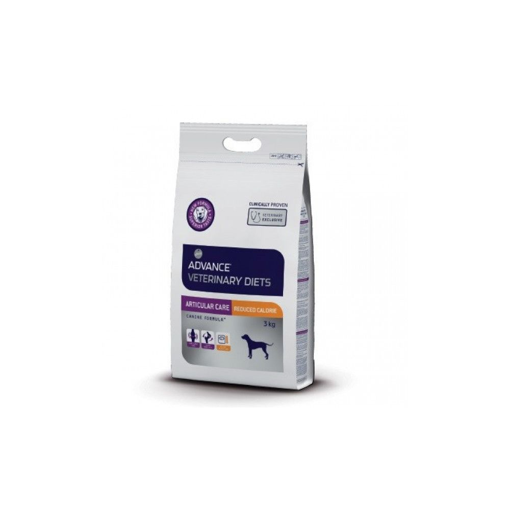 Advance Diet Croquettes Advance pour chiens Veterinary Diets Articular Care Reduced Sac 12 kg