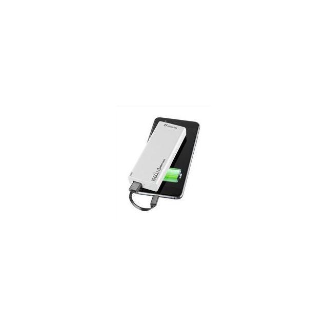 Cellular Line - Power bank Cellular Line Freepower Slim Cellular Line   - Chargeur secteur téléphone Cellular Line