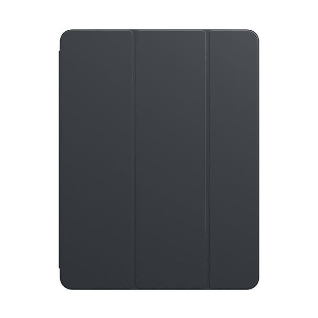"Apple - Smart Folio pour iPad Pro 2018 12.9"""" - MRXD2ZM/A - Anthracite - Housse, étui tablette"