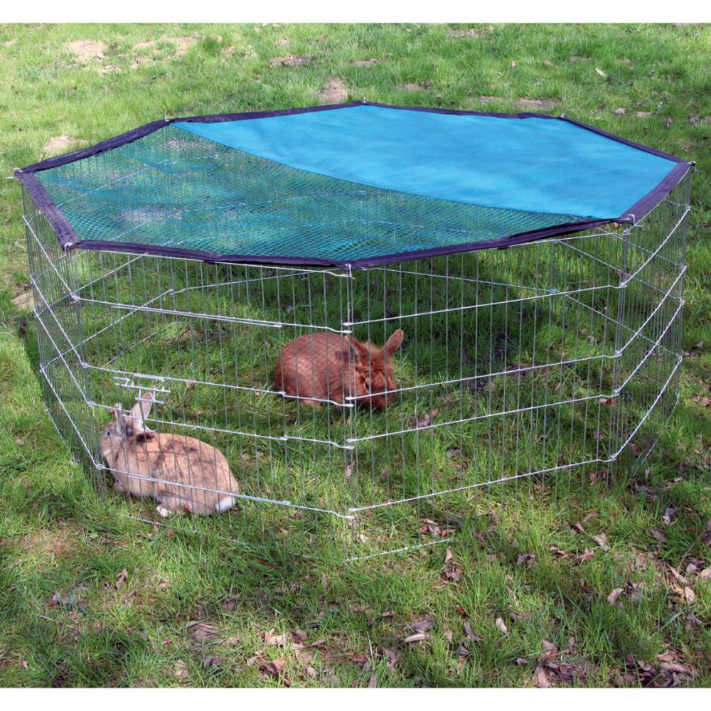 Kerbl Kerbl Enclos extérieur pour animaux de compagnie octogonal 82708