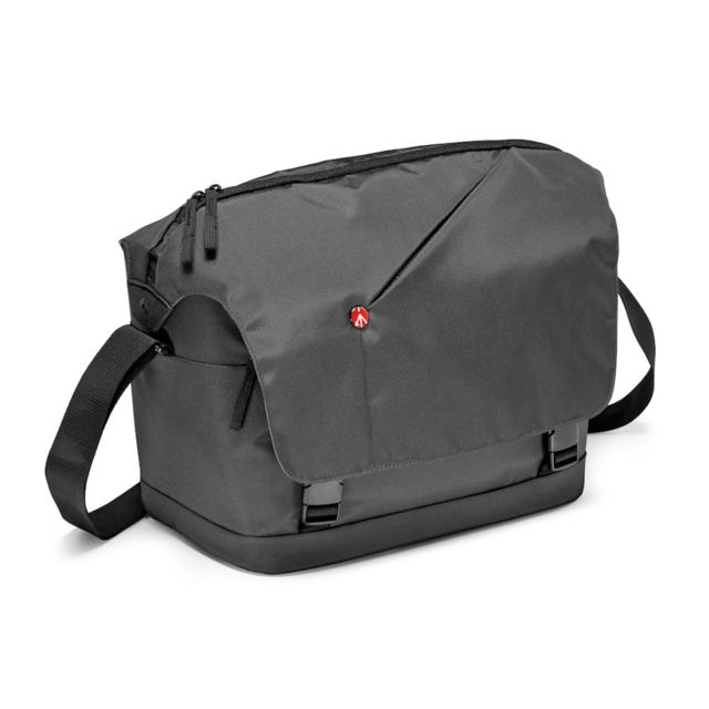 Manfrotto - MANFROTTO Sac d'épaule NX MESSENGER GRIS - Manfrotto