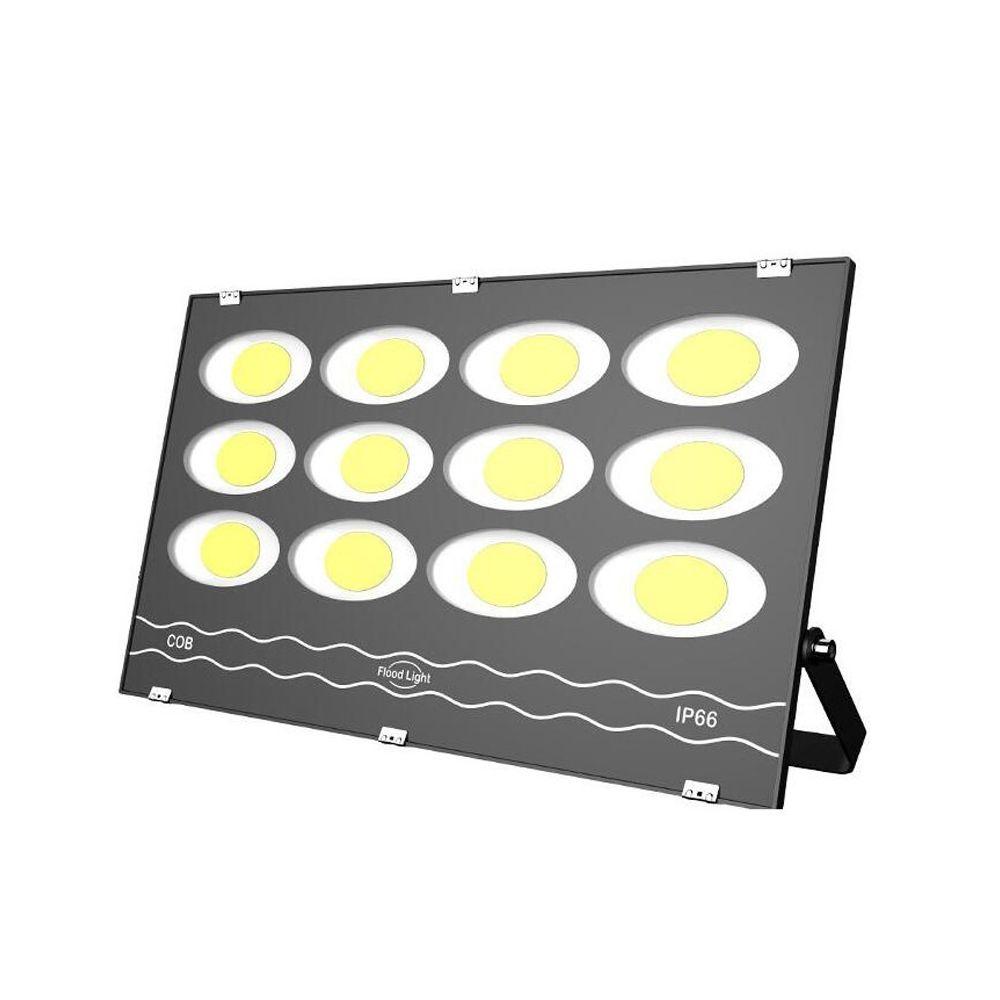 Wewoo Projecteur LED 600W extérieur étanche Floodlight Warehouse Factory Building lumière blanche