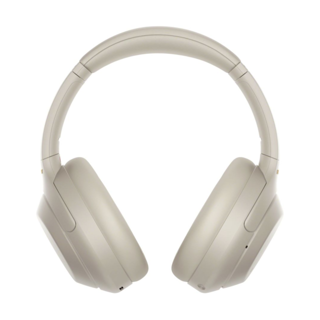 Sony - WH-1000XM4 - Argent - Sony