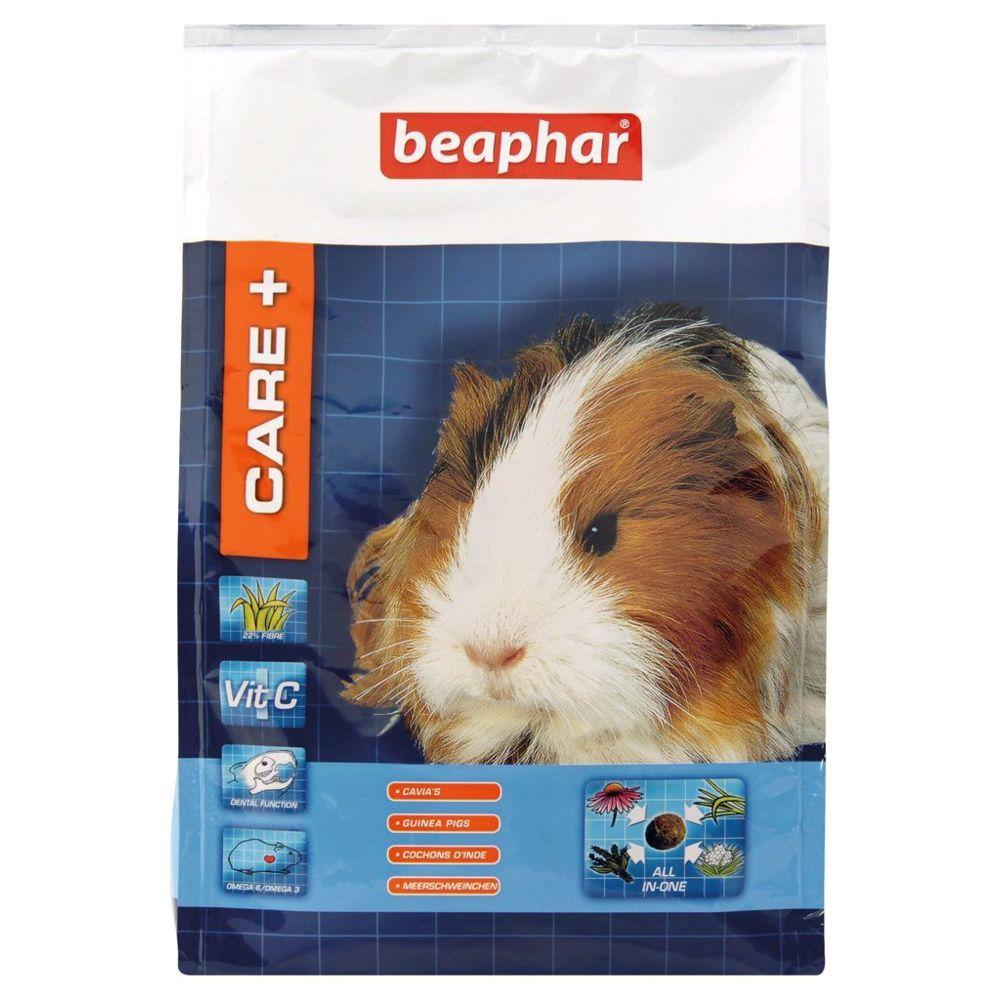 Beaphar Nourriture pour cochon d'inde Care+
