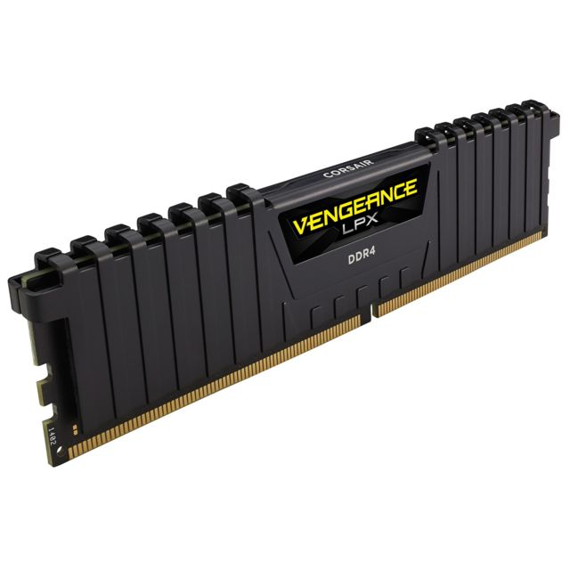 Corsair - CORSAIR Vengeance LPX Series Low Profile 32 Go (2x 16 Go) DDR4 4133 MHz CL19 - RAM PC