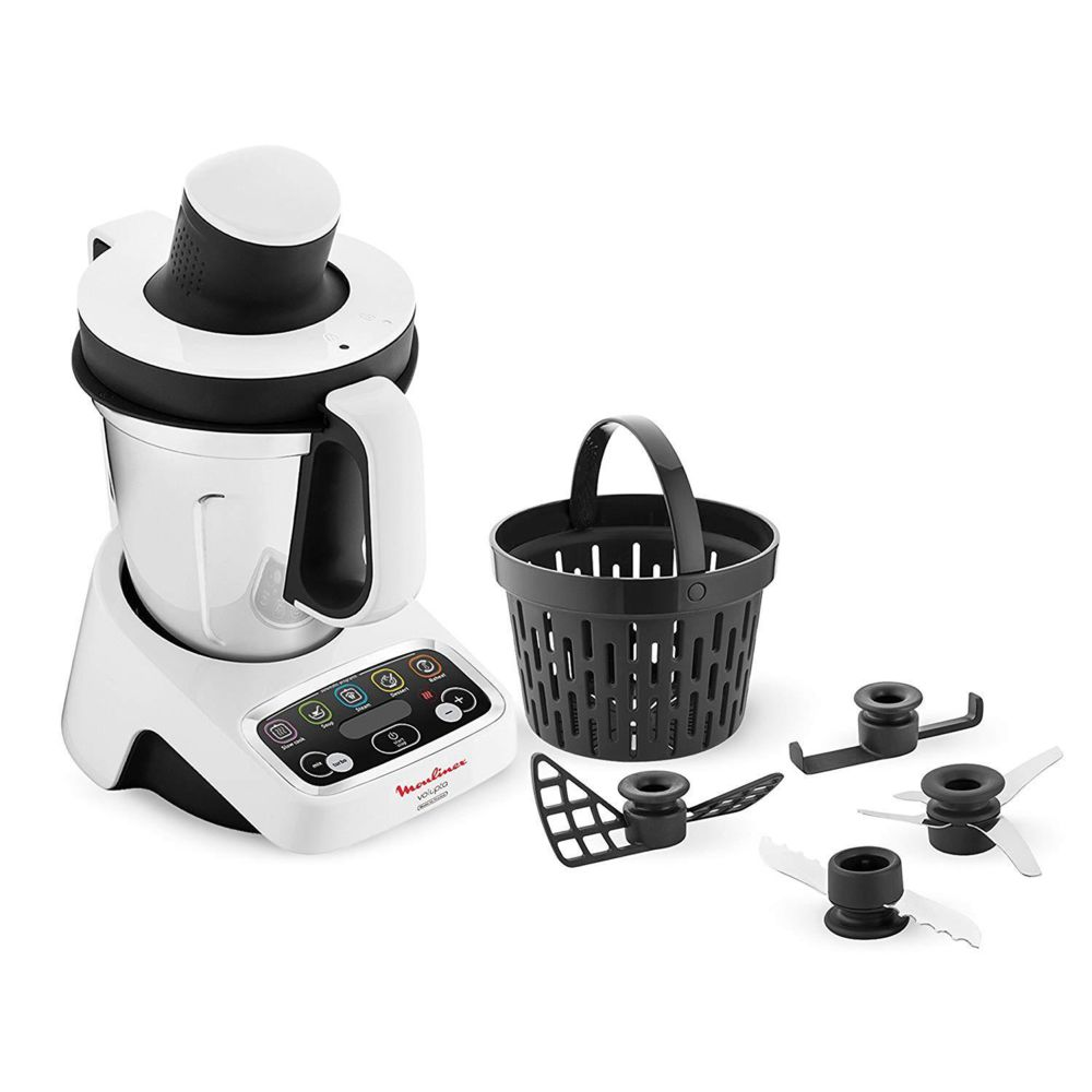Moulinex Robot cuiseur multifonctions HF404117