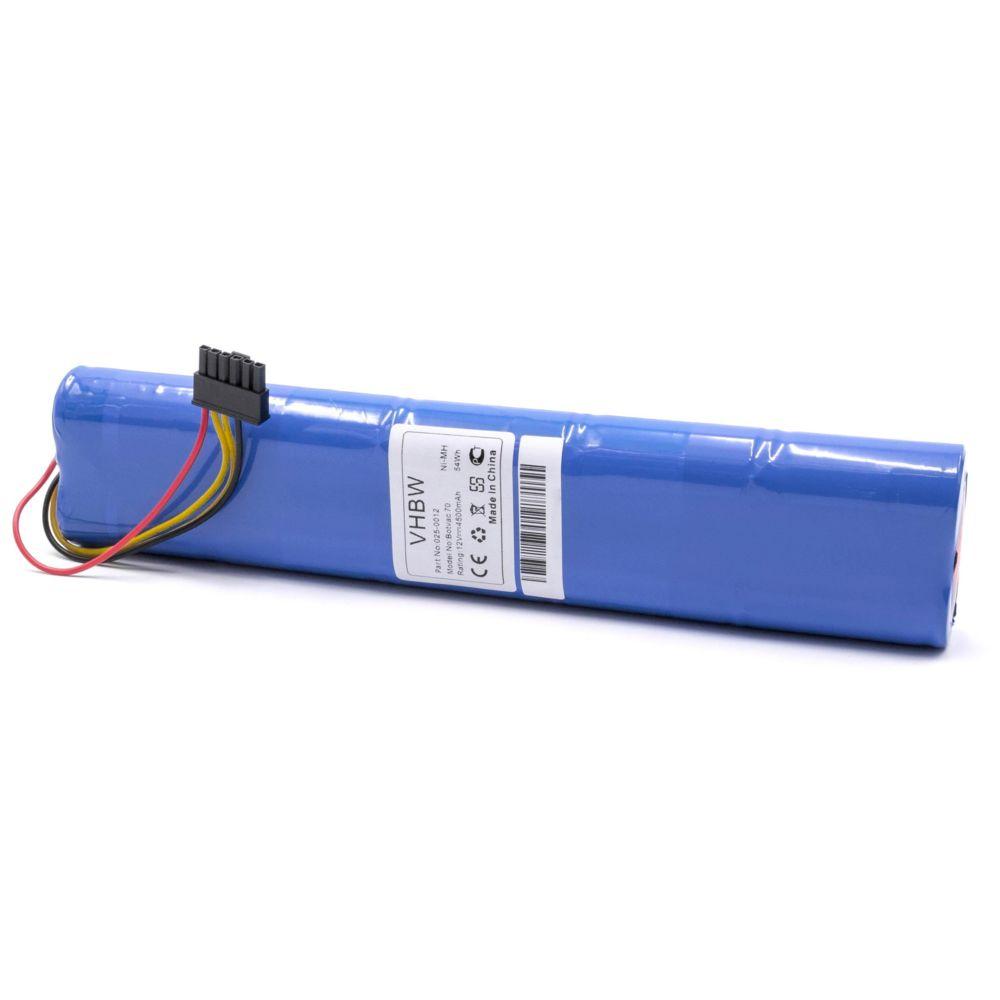 Vhbw vhbw NiMH batterie 4500mAh (12V) pour robot aspirateur Home Cleaner robots domestiques Neato Botvac 70, 70E, 75, 80, 85,