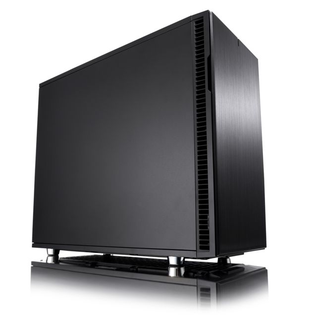 Fractal Design - Define R6 USB-C Blackout Noir Fractal Design   - Boitier PC