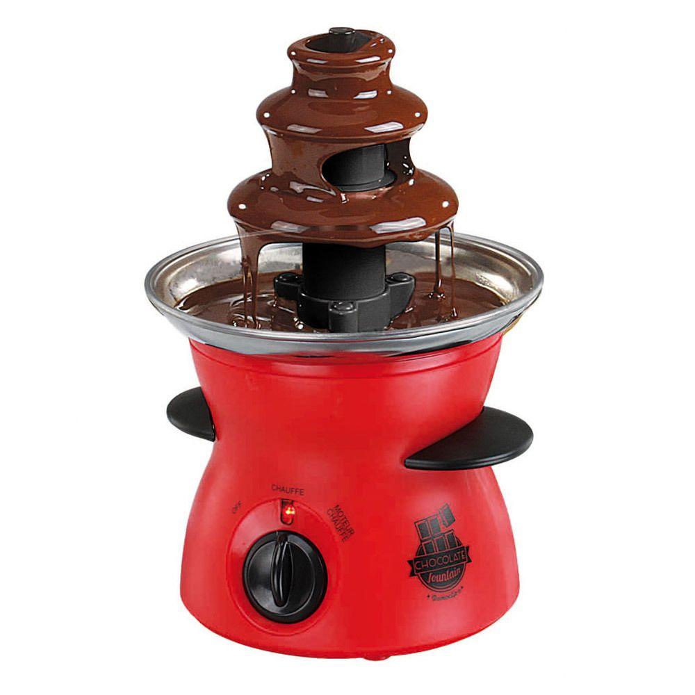 Domoclip Fontaine à chocolat électrique DOM335