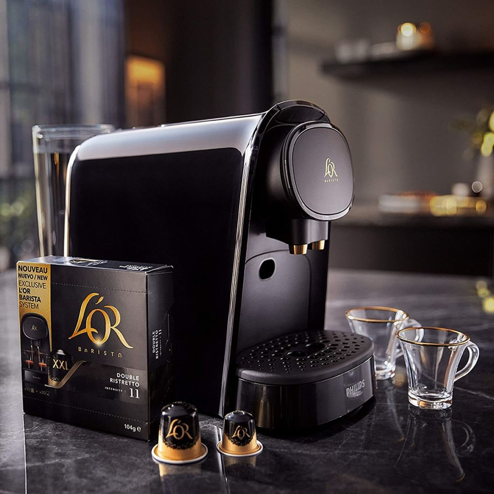 Philips machine à café à capsules de 1L et de 19 bars noir