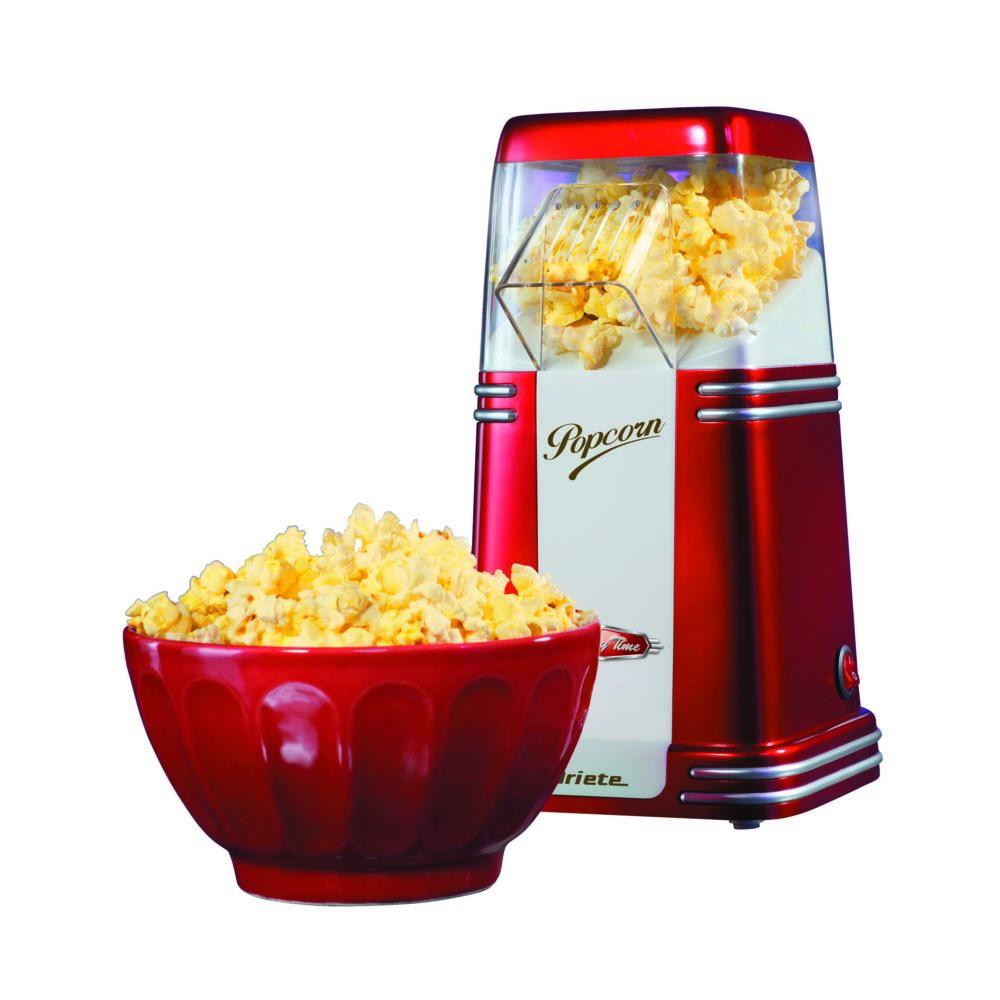 Ariete ariete - appareil à pop-corn 1100w rouge - 2952