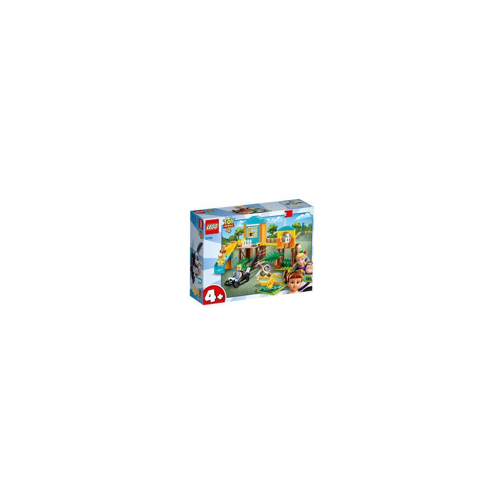 Lego 10768-LEGO® Toy Story 4 Disney Pixar l'aventure de Buzz et la Bergère dans l'aire de jeu