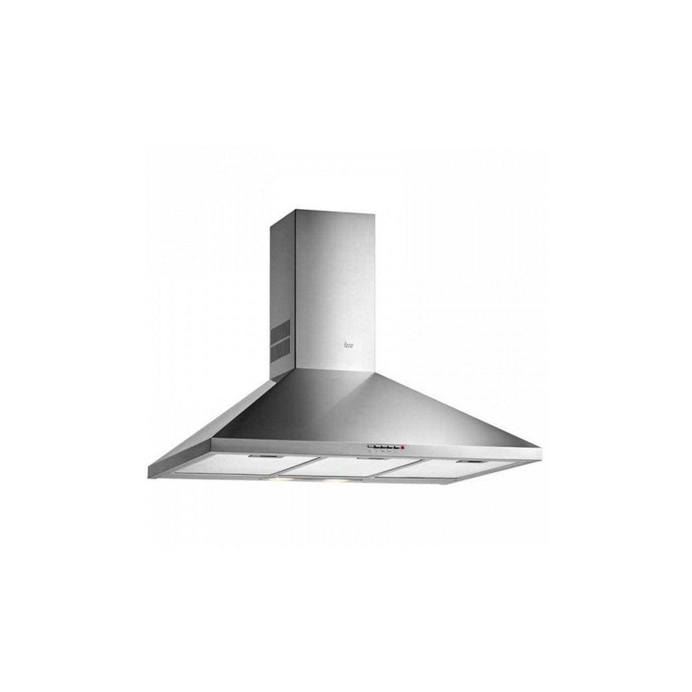 Totalcadeau Hotte standard faite en acier inoxydable 90 cm 613 m3/h 68 dB - Hotte de cuisine