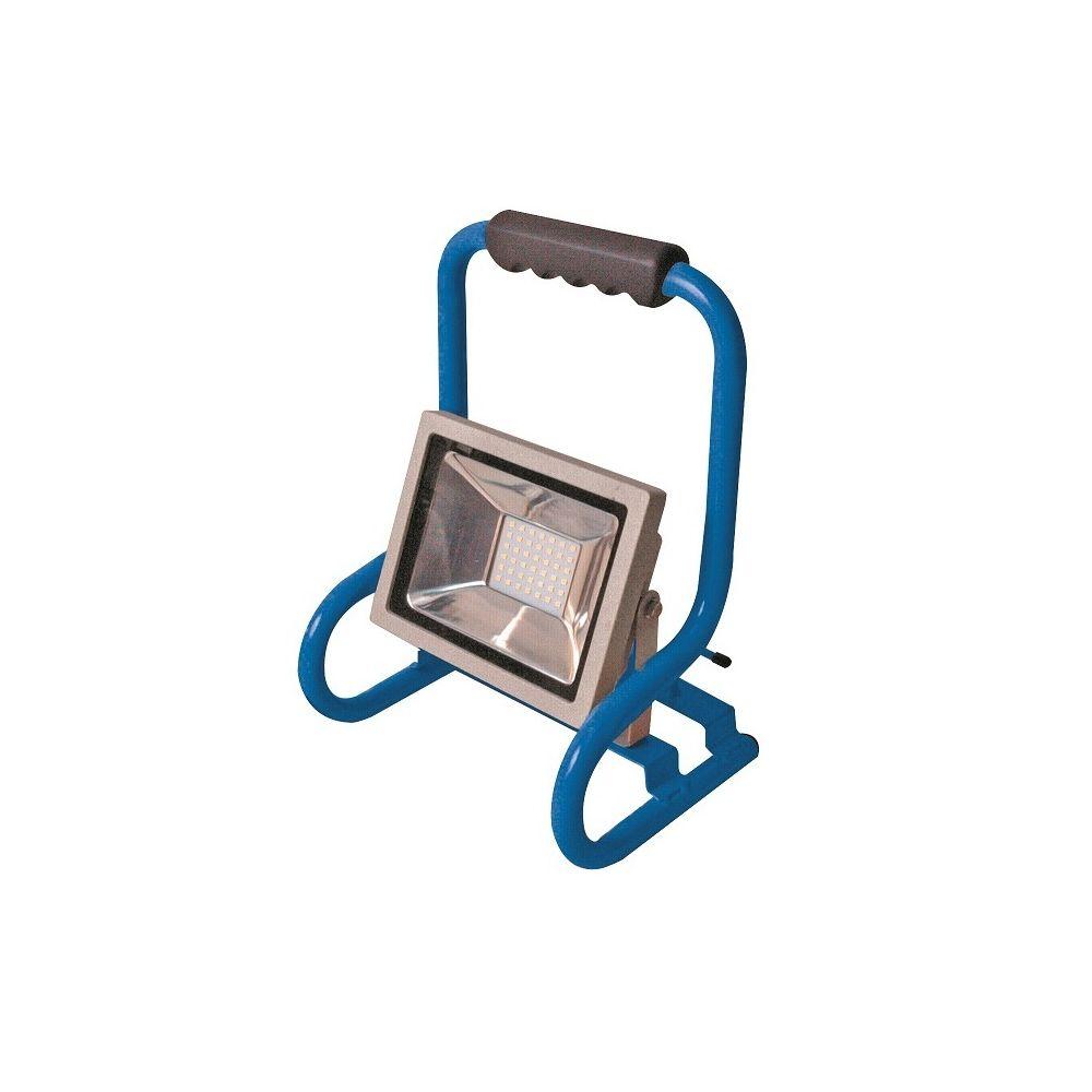 Fox Fox Light - Projecteur LED mobile filaire 20W 1500 Lm 6500K IP65 H05RN-F 3Gx1,00mm² prise VDE