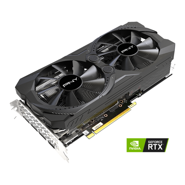 PNY - GeForce RTX 3070 UPRISING - Dual Fan - 8Go - Occasions Carte Graphique
